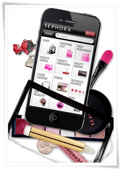 Sephora-2-Go-App
